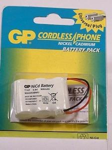 batería teléfono T107-