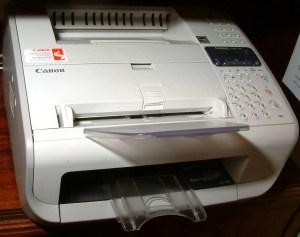 fax público-