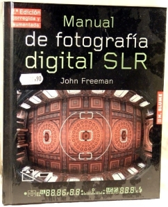 Manual Fotografía digital SLR-