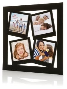 marco para 4 fotos cuadradas