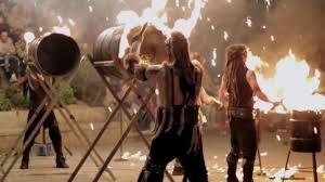 fiesta medieval nocturna
