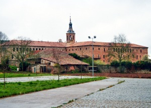 Monasterio de Yuso-S. Millán de la Cogolla-Rioja