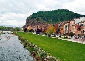Nájera-La Rioja-