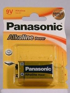 pila Panasonic 9V-6LR61-