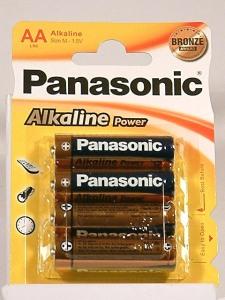 pila Panasonic LR-6-AA-