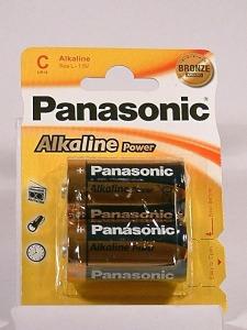 pilas LR14-C-Panasonic-