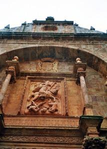 portada-iglesia-en-Santo Domingo de la Calzada