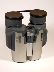 prismático mini zoom 8-20x27-