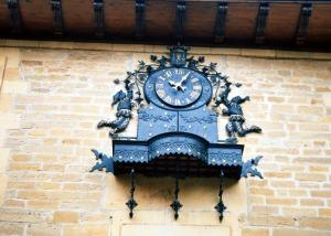 Reloj Ayuntamiento-Laguardia-