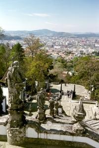 Santuario Bom Jesus-Braga