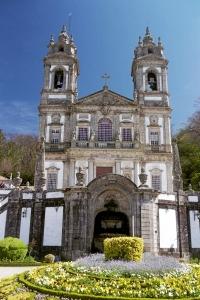 Santuario portugués de Bom Jesus (Braga)