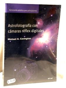 Astrofotografía con reflex-