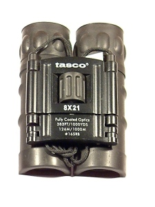binoculares Tasco 8x25-