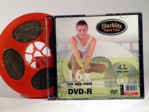 conversión Super 8 a DVD-