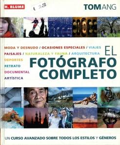 libro-El fotógrafo completo