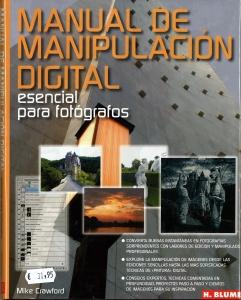libro-Manual de manipulación digital esencial para fotógrafos