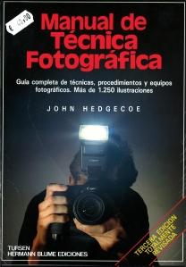 libro-Manual de técnica fotográfica