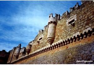 Castillo-artillero-de-Grajal-de-Campos