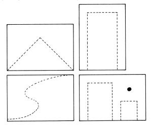 gráficos de composición fotográfica