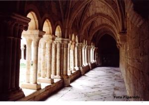 atrio del monasterio de Santa Mª La Real