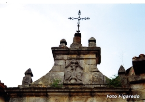 detalle de la Puerta del Portazgo