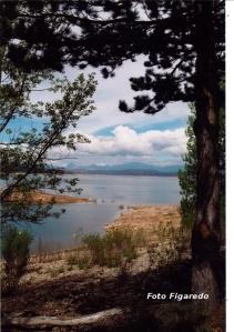 Pantano de Aguilar de Campoo