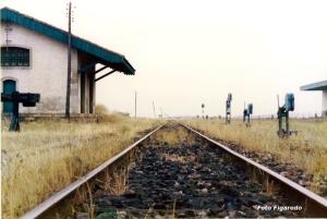 estación de Pobladura del Valle (Zamora)