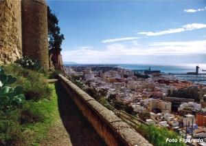 vista de Almería Foto Figaredo Gijón