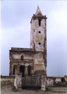 Iglesia de Las Salinas Foto Figaredo Gijón