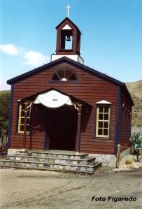 iglesia del western Foto Figaredo Gijón
