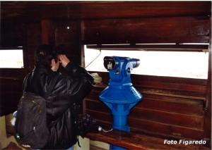 interior observatorio aves Foto Figaredo Gijón