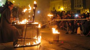 """""""queimada"""" para todos"""