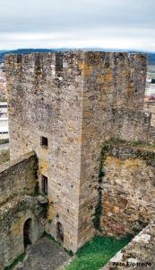 Torre del castillo de Monforte. Foto Figaredo, Gijón