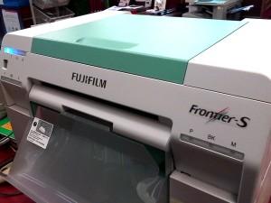 impresora Fuji DX 100