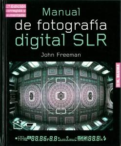 libro de fotografía réflex
