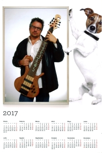 calendario 2017 con tu propia foto. Foto Figaredo, Gijón