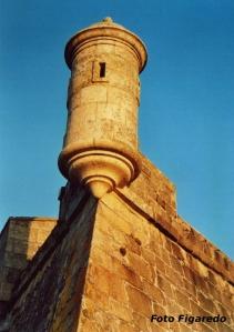 fortaleza de San Antón. Foto Figaredo, Gijón
