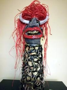 escultura de Fernando Labrador