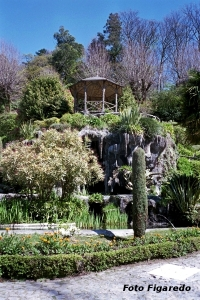 Parque de Bom Jesus en Braga. Foto Figaredo, Gijón