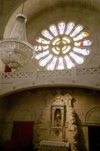 interior de la catedral de Braga. Foto Figaredo, Gijón