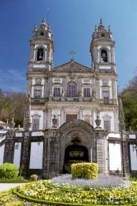 Santuario de Bom Jesus do Monte. Foto Figaredo, Gijón