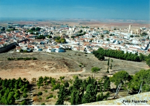 Vista de Belmonte-Cuenca. Foto Figaredo, Gijón