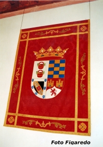escudo de Belmonte, Cuenca. Foto Figaredo, Gijón