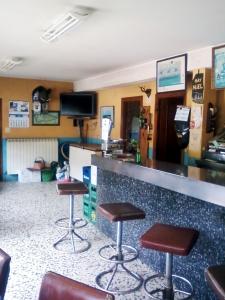 interior del bar El Congo de Santa Eufemia. Foto Figaredo, Gijón
