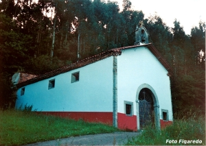 Iglesia de Santa Eufemia, Asturias. Foto Figaredo, Gijón