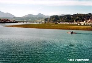 Ribadesella, Asturias. Foto Figaredo, Gijón