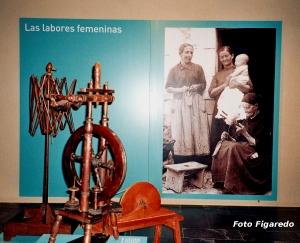Museo etnográfico de Briones. Foto Figaredo, Gijón