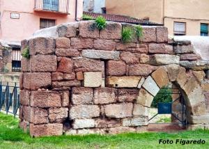pasado romano en Nájera. Foto Figaeredo, Gijón