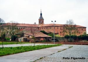 Vista parcial del monasterio de Yuso. Foto Figaredo, Gijón