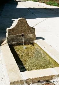 Otra de las fuentes de Cuacos. Foto Figaredo, Gijón